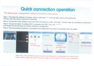 Quick Connection Apple